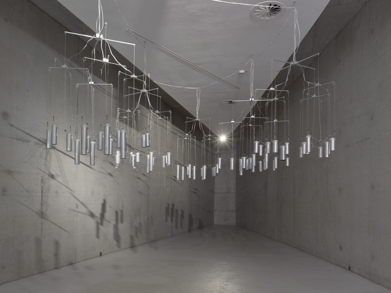 Pluvial at KIT Kunst im Tunnel Düsseldorf Phot©Ivo Faber